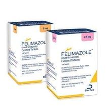 Felimazole 2.5mg 100ct