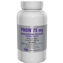 Proin Chew Tabs 75mg 180ct