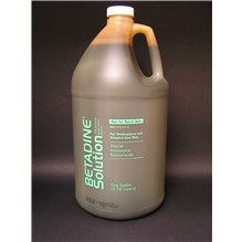 Betadine Solution Gallon