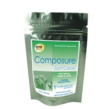Composure Soft Chews Small Dog 30ct