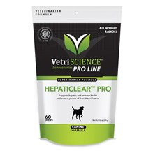 Hepaticlear Pro Chews 60ct