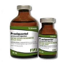 Praziquantel Injection 50ml