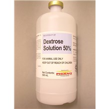 Dextrose 50% Injection 500ml
