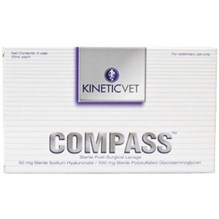 Compass Post Surgical Lavage 10ml  5pk