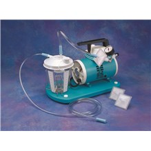 Schuco Vac Aspirator Unit (Comes With 800cc Canister)
