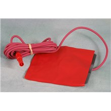 Vetroson Ground Plate Cord New Red