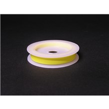 Instrument ID Tape Yellow 1/8