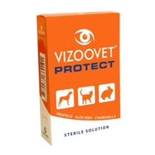 Vizoovet Protect Ophthalmic Solution 0.5ml 10ct