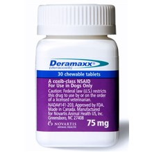 Deramaxx Chew Tabs  75mg 30ct