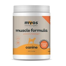 Myos Canine Muscle and Joint Formula 360gm Canister