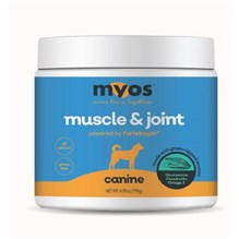 Myos Canine Muscle & Mobility