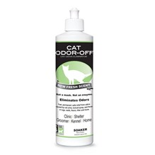 Cat Odor Off Fresh Scent Soaker 16oz