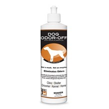 Dog Odor Off Soaker 16oz