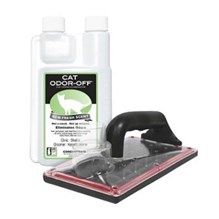 Cat Odor Off Extractor Kit Fresh Scent 16oz