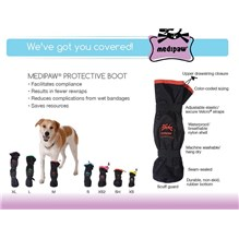 Medipaw Basic  Boot Short 7