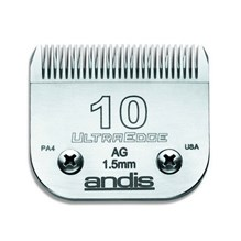 Clipper Blade Andis Ultraedge Size 10