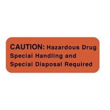 Hazardous Drug Label 2