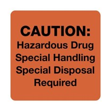 Hazardous Drug Label 3