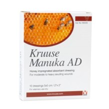 Honey Manuka AD (absorbent dressing) Sterile 2
