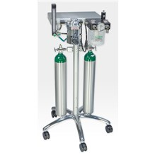 Deluxe Floor Stand Anesthetic Machine