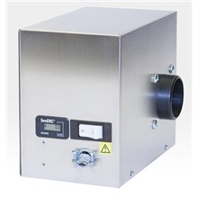 Waste Gas Evacuation Fan System
