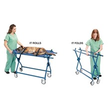 Olympic Fold Up With Soft Stretcher Only