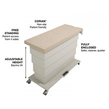 Olympic Elite Exam Lift Table without scale 51204