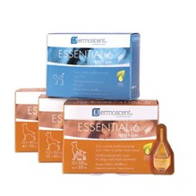 Dermoscent Essential 6 Spot-On Skin Care Dog 22-44Lbs 4Pk
