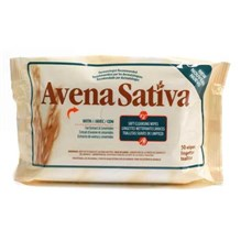 Avena Sativa Cleansing Wipes 50ct