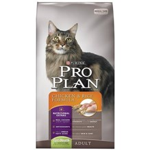 Purina Pro Plan Adult Cat Chicken And Rice 16lb