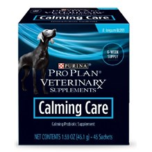 Purina Calming Care Supplement 45 Sachets/Bx 6Bx Per Case