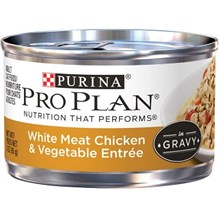 Purina Pro Plan Adult Cat Savor White Meat Chicken & Vegetables 3oz