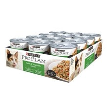 Purina Pro Plan Adult Cat Turkey and Vegetable Entree in Gravy 3oz 24/cs