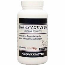 Bioflex Active Ds Tabs 120ct