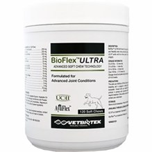 Bioflex Ultra Soft Chews 120ct