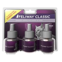 Feliway Classic Refill 3 Pack 18ct