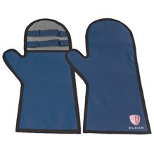 Bloxr Xray Open Style Hand Mitt W/Finger Loops 1 Pair