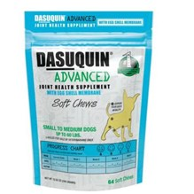 Dasuquin Advanced with Egg Small Dog (384ct total) 6 x 64