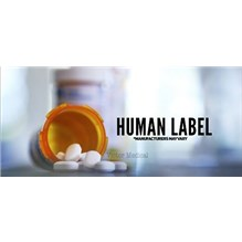 Isoflurane 250ml Human Label