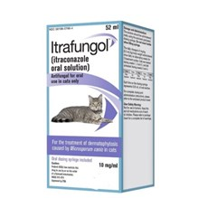 Itrafungol Solution 10mg/ml 52ml