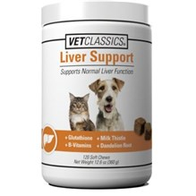Liver Support Soft Chew 120ct