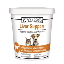 Liver Support Soft Chew 60ct