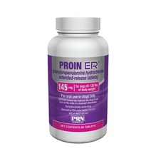 Proin Chew Tab ER Extended Release 145mg 90ct  81-125lb