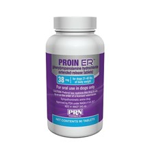 Proin Chew Tab ER Extended Release 38mg 90ct  21-40lb
